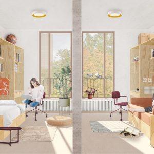 Wizualizacja: Projekt Praga