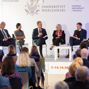 Otwarcie Centrum Współpracy i Dialogu Fot. M.Kaźmierczak