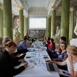 Spotkanie Komitetu Sterującego 4EU+, Uniwersytet Warszawski, 16.09.2019, fot. K.Szczęsny