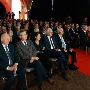 Uroczystość ogłoszenia wyników konkursu na uczelnie badawcze, 30.10.2019, fot. MNiSW