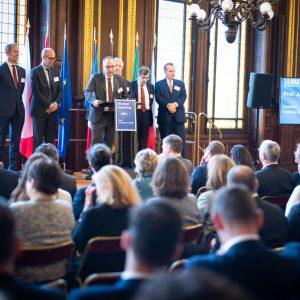 Annual Meeting Sojuszu 4EU+ w Paryżu, 21-22 października. Fot. Uniwersytet Sorboński.