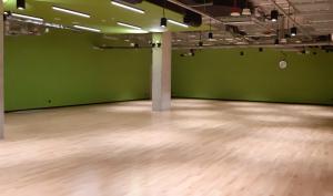 Wielofunkcyjna przestrzeń sportowa w podziemiach BUW