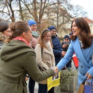 Wizyta pary książęcej Danii