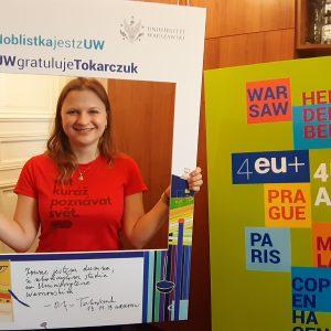 Anna Vovsová z Uniwersytetu Karola w Pradze