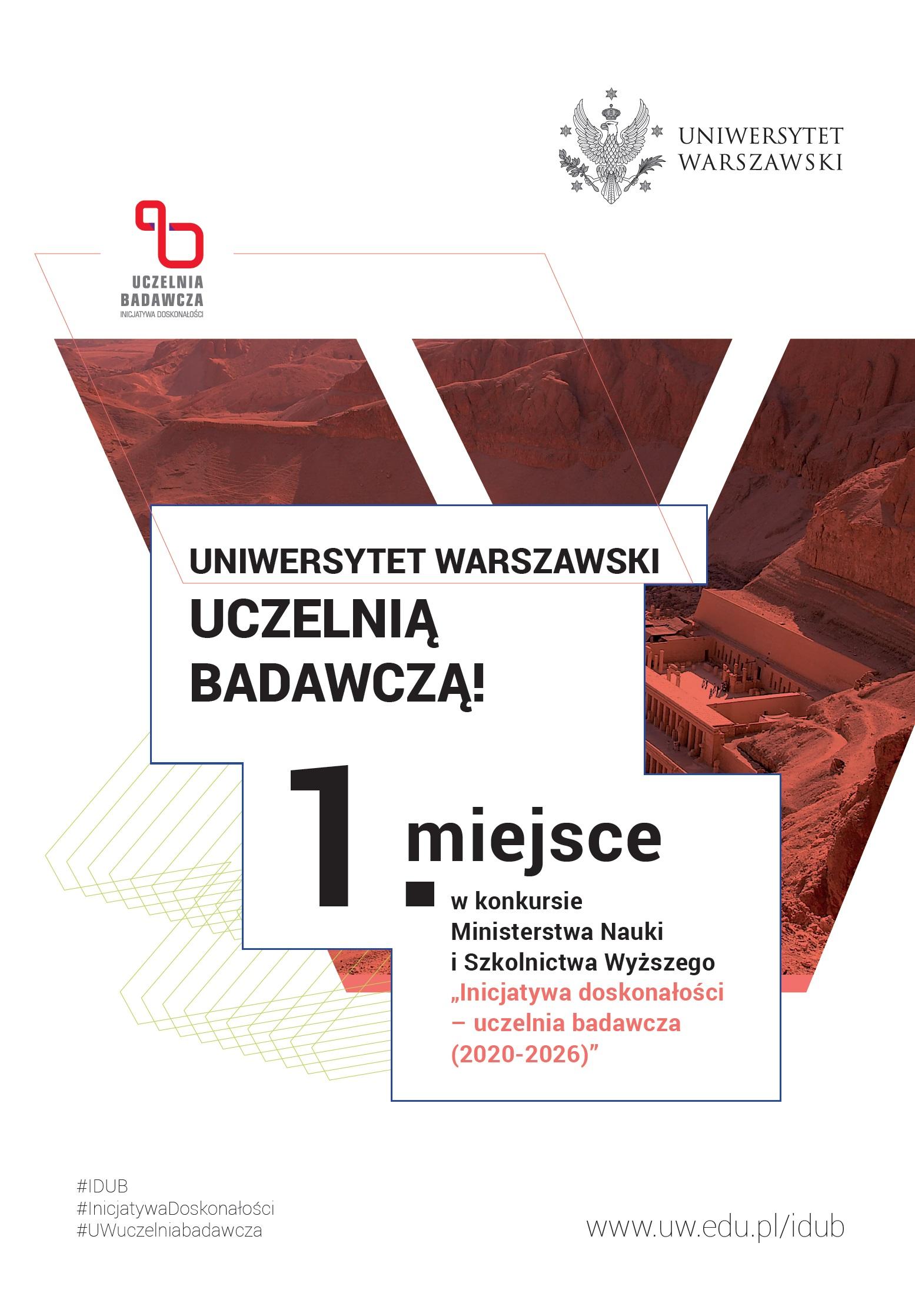 Plakat IDUB