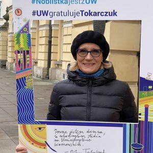 Mirosława Szewczuk-Patrzykont, Biuro ds. Jakości Kształcenia
