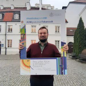 Kamil Lebnicki, zarząd samorządu studentów