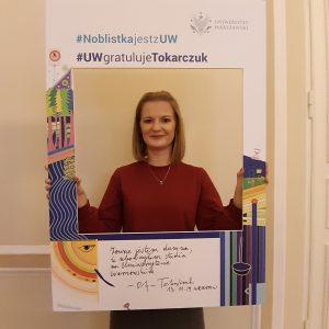 Marta Brelih-Wąsowska, Biuro Międzynarodowych Programów Badawczych