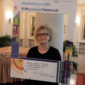 Joanna Oździńska, Biuro Promocji