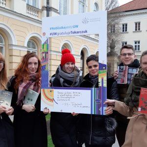 Katarzyna Ścierańska, Anna Apanowicz, Magdalena Wyrwich, Kamil Opara, Anna Augustyniak, Dorota Piątkowska