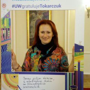 Agnieszka Stankiewicz, Sekretariat Rektora