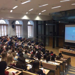 Dzień adaptacyjny dla studentów z zagranicy. Fot. BWZ.