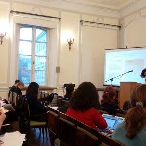 """Na Uniwersytecie Warszawskim rozpoczęła się szkoła zimowa """"Memory in conflict"""" poświęcona złożoności pamięci europejskich."""