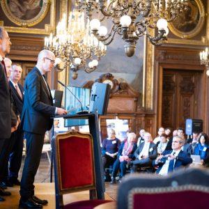 Annual Meeting sojuszu 4EU+ w Paryżu, 21-22 października 2019. Fot. Uniwersytet Sorboński.