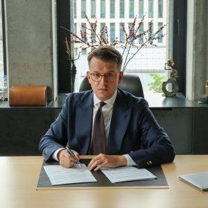 Artur Gadziomski, członek zarządu Eneris PolBatt. Fot. Eneris