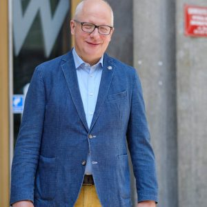 prof. Paweł Strzelecki