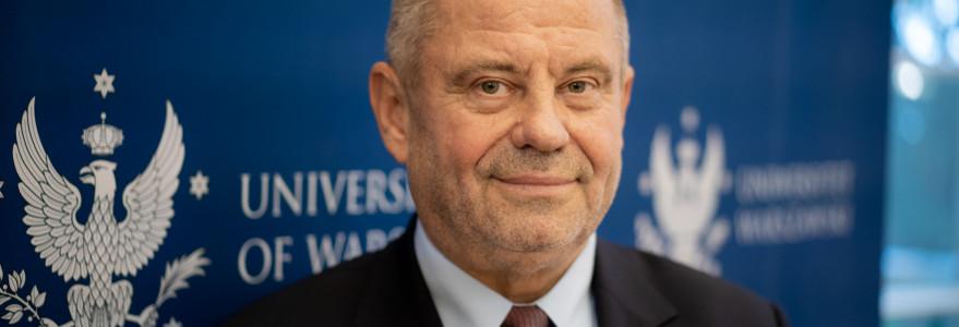 Wybory rektora UW, 17 czerwca 2020