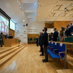 Inauguracja na Wydziale Zarządzania UW