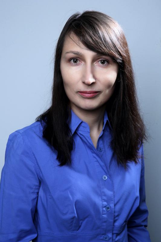 Dr Anna Cybulko, ombudsman UW. Źródło: Biuro Rzeczniczki Akademickiej UW ds. studenckich i pracowniczych.