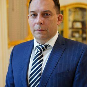 dr Andrzej Bielecki, prodziekan ds. studenckich na Wydziale Prawa i Administracji