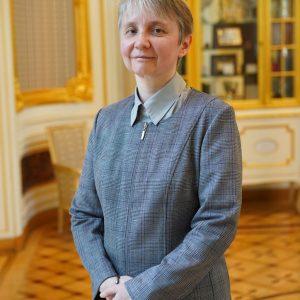 dr Anna Ogonowska, dyrektor ds. kształcenia w Centrum Europejskim