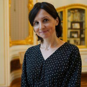 dr hab. Monika Kostro, prodziekan ds. studenckich na Wydziale Neofilologii
