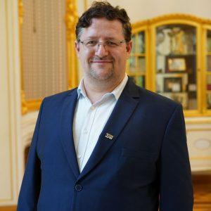 dr hab.Paweł Goldstein, prodziekan ds. studenckich na Wydziale Matematyki, Informatyki i Mechaniki