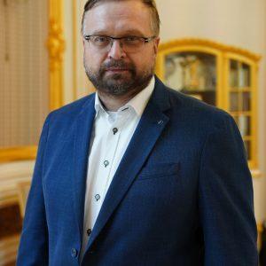 dr hab. Piotr Szlanta, prodziekan ds. studenckich na Wydziale Historii