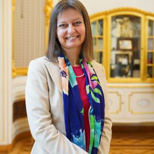 dr Katarzyna Malesa, prodziekan ds. studenckich na Wydziale Lingwistyki Stosowanej