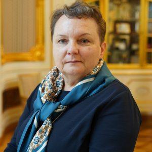 dr hab. Barbara Murawska, prodziekan ds. studenckich na Wydziale Pedagogicznym