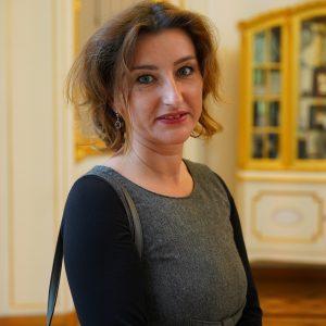 dr Marta Widy-Behiesse, prodziekan ds. studenckich na Wydziale Orientalistycznym