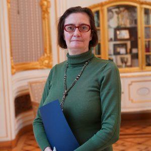 dr hab. Magdalena Markowska, prodziekan ds. studenckich na Wydziale Biologii