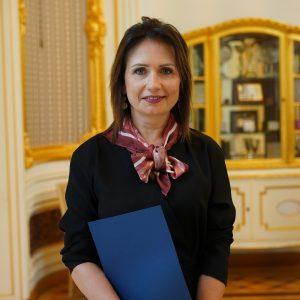 dr hab. Monika Skorek, prodziekan ds. studenckich na Wydziale Zarządzania