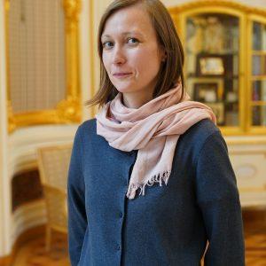dr hab. Sylwia Kuźma-Markowska, dyrektor ds. kształcenia w Instytucie Ameryk i Europy