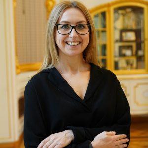 dr Ewa Guz, dyrektor ds. kształcenia Centrum Kształcenia Nauczycieli Języków Obcych i Edukacji Europejskiej