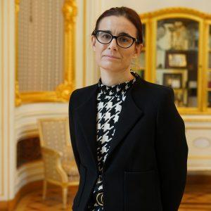 dr hab. Maria Łoszewska-Ołowska, prodziekan ds. studenckich na Wydziale Dziennikarstwa, Informacji i Bibliologi