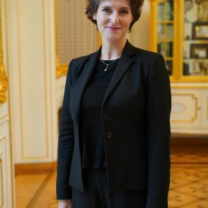 dr Agnieszka Jasiewicz-Betkiewicz, prof. ucz.,prodziekan ds. studenckich na Wydziale Socjologii