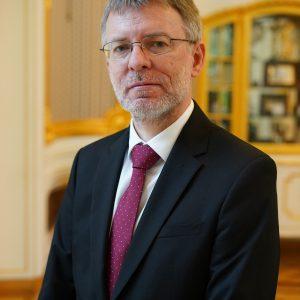 dr Bogdan Dziobkowski, prof. ucz., prodziekan ds. studenckich na Wydziale Filozofii