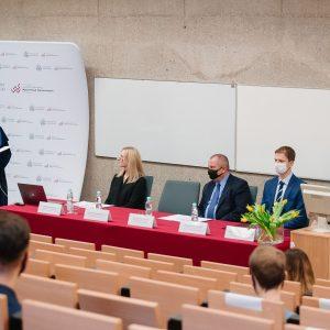 Inauguracja na Wydziale Nauk Ekonomicznych UW