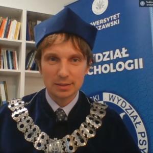 Inauguracja na Wydziale Psychologii UW