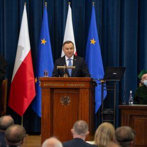 Inauguracja roku akademickiego 2020/21, fot. M.Kaźmierczak