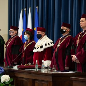 Inauguracja roku akademickiego 2020/21.