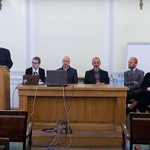Inauguracja roku akademickiego 2020/2021 MISH, 29 września