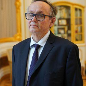 prof. dr hab. Piotr Bała, dyrektor ds. kształcenia w Interdyscyplinarnym Centrum Modelowania Matematycznego i Komputerowego