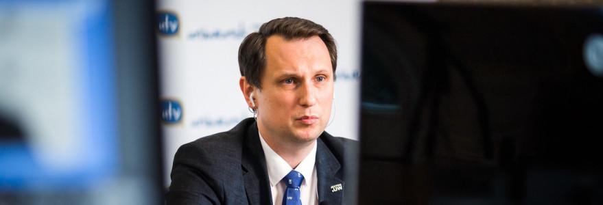 prof. Sławomir Żółtek, fot. Uniwerek.TV Kamil Leczkowski