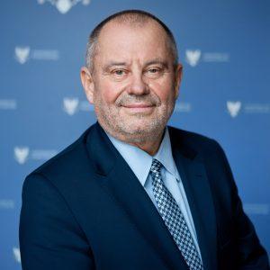 prof. Alojzy Z. Nowak, rektor UW