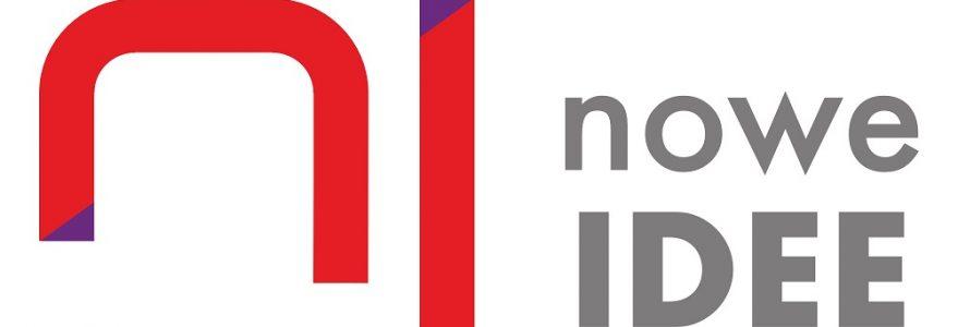 Logo konkursu Nowe Idee IDUB