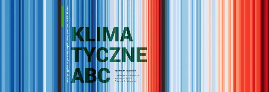 Podręcznik Klimatyczne ABC, okładka