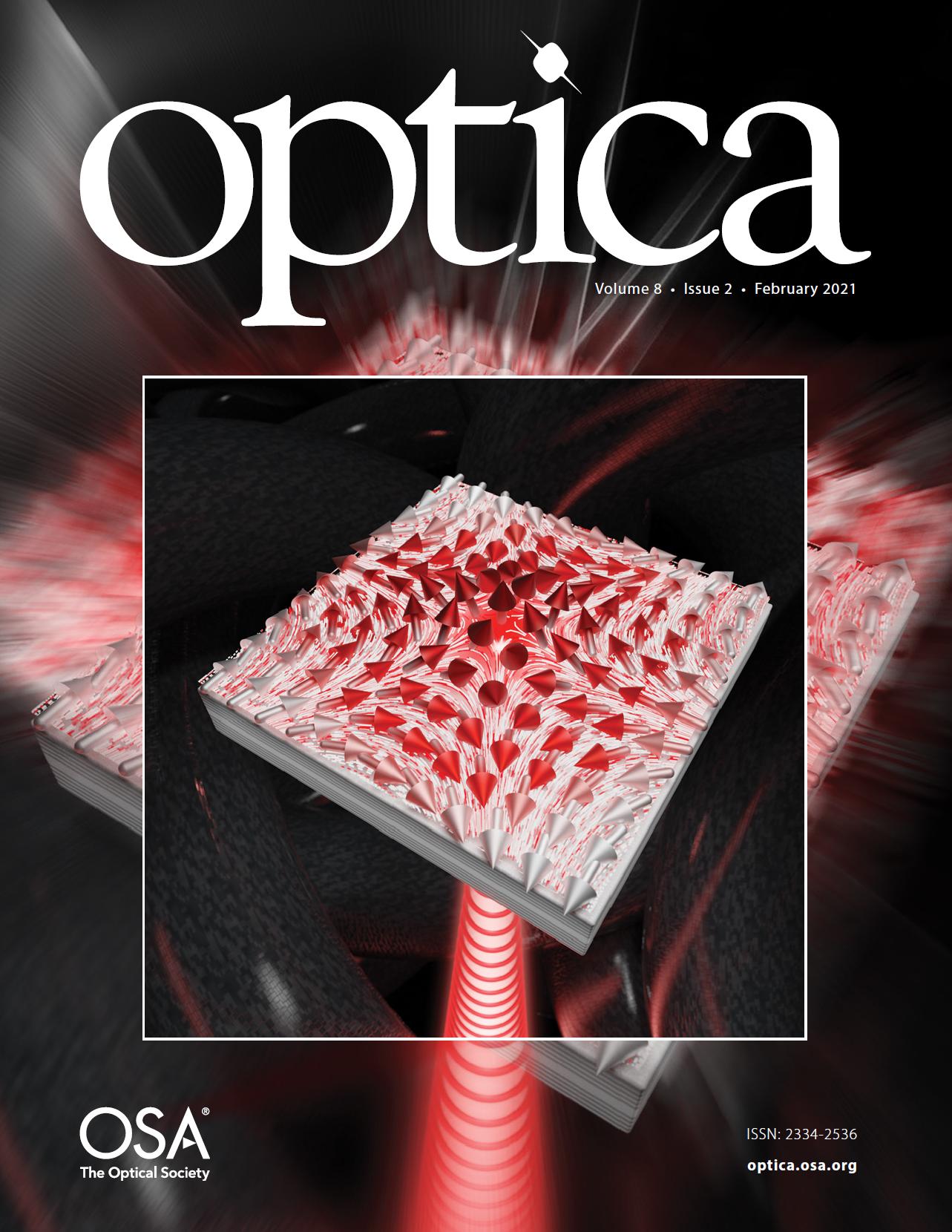 Optica. Vol. 8. Issue 2. p. 255-261 (2021).
