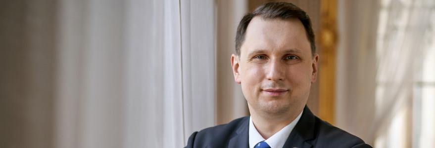 Zdjęcie: prof. Sławomir Żółtek, prorektor UW ds. studentów i jakości kształcenia